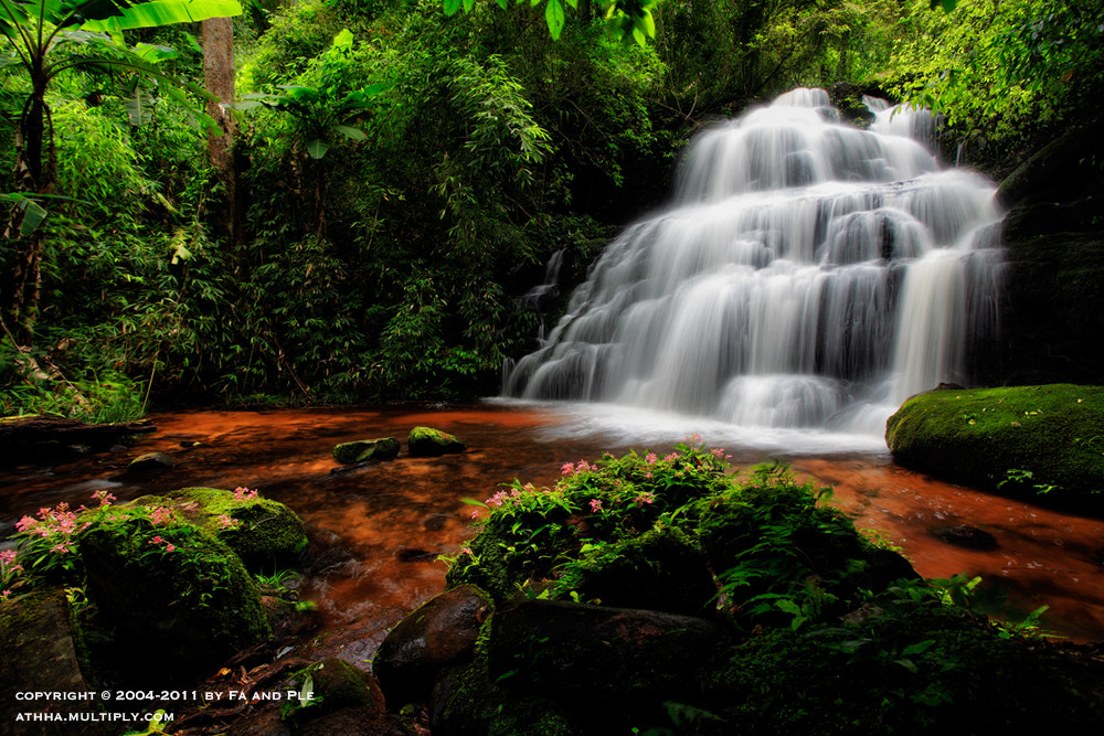 Photograph Mundeang waterfall Ver. 2 by fllay on 500px
