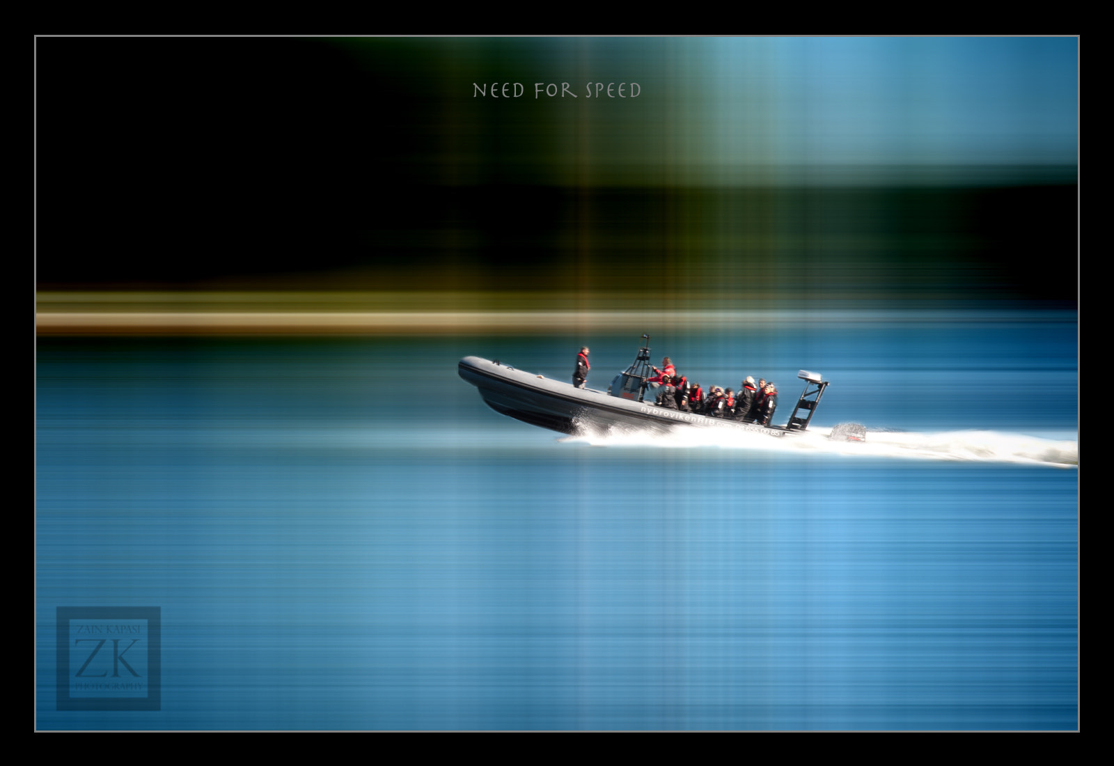 Photograph Need for Speed by Zain Kapasi on 500px