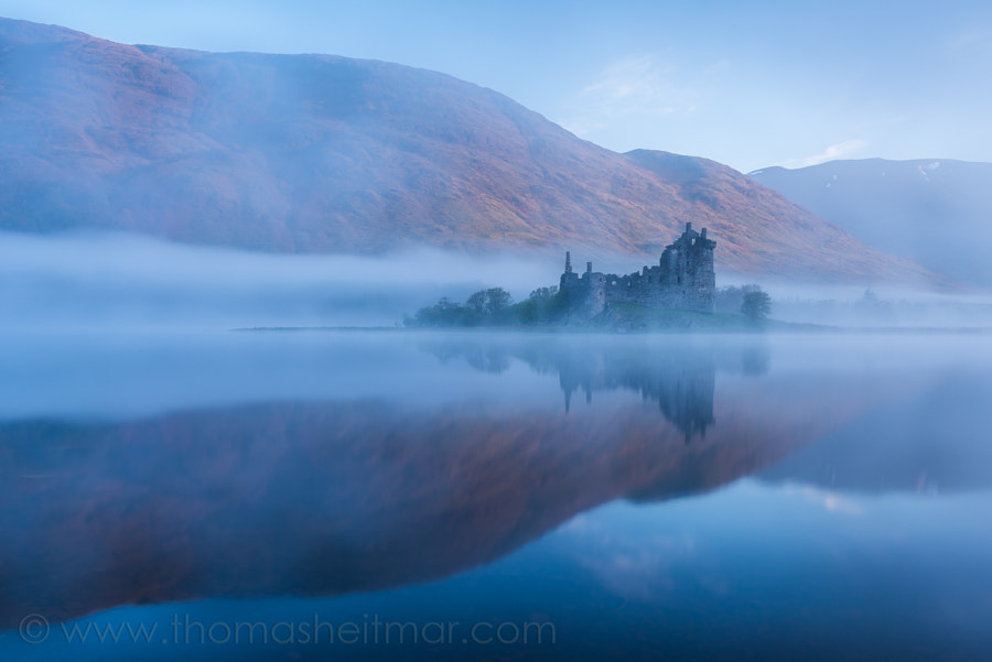 Castle Reflection by Thomas Heitmar on 500px.com