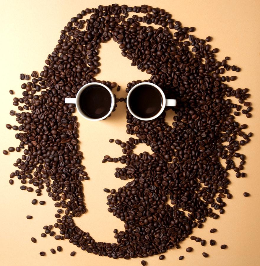 Coffee Portrait by Jatuporn Khuansuwan on 500px.com