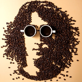 Coffee Portrait by Jatuporn K.suwan (jatuporn79)) on 500px.com