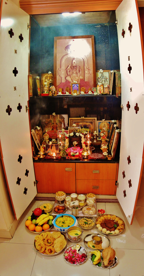 Photograph Janmashshtami Pooja at home. by Ravi S R on 500px