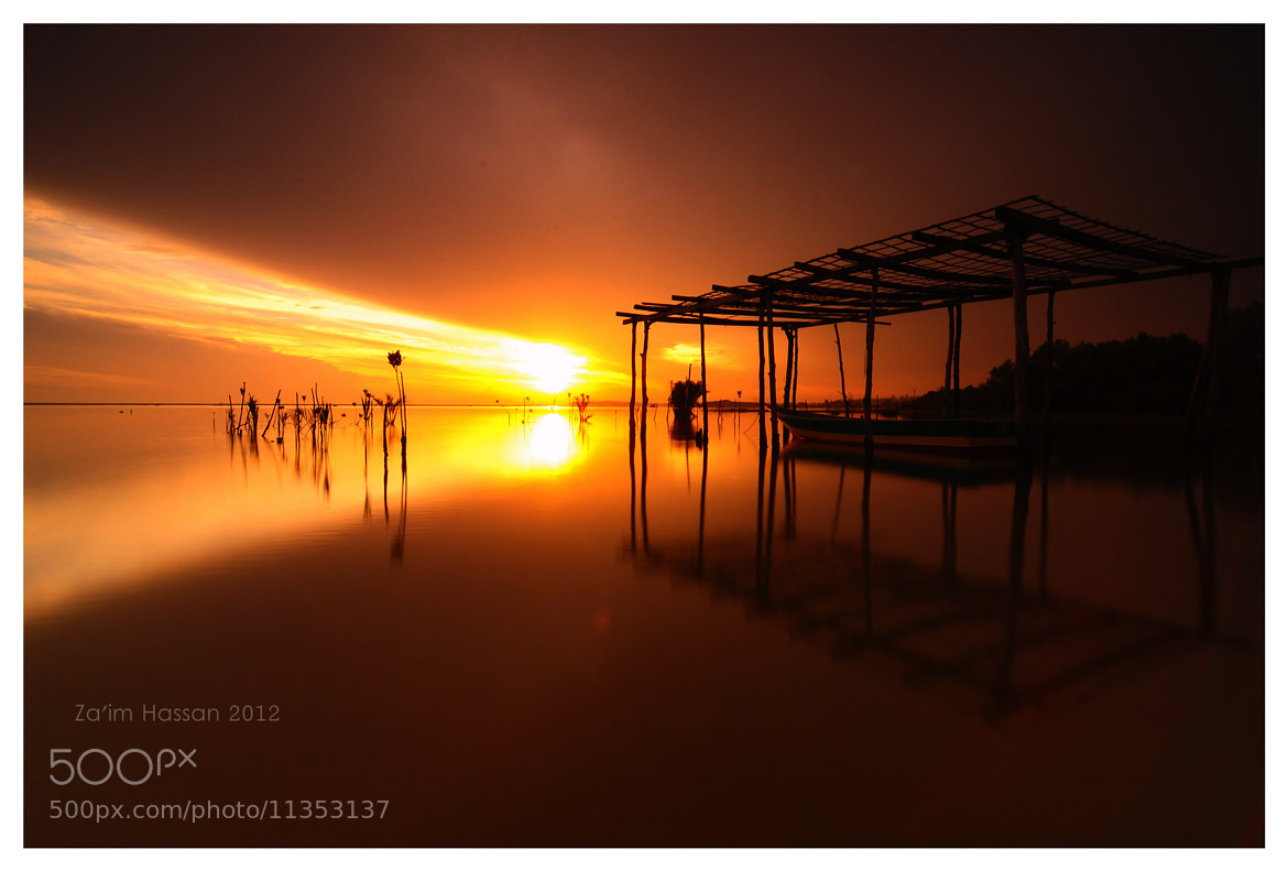 Photograph The rise of a sun by Za'im Hassan on 500px