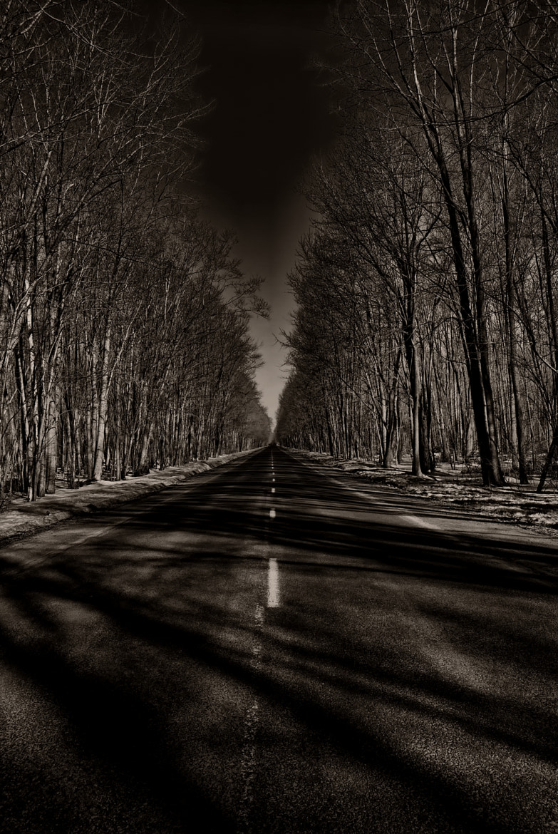 Photograph Lonesome Highway by Robert Scott on 500px