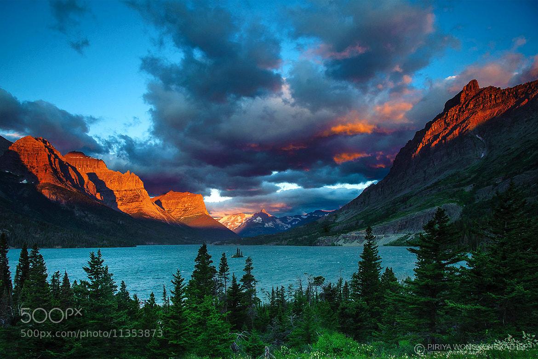 Photograph Epic Sunrise by Pete Wongkongkathep on 500px