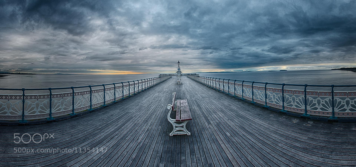 Photograph Penarth Pier by Nigel Harniman on 500px