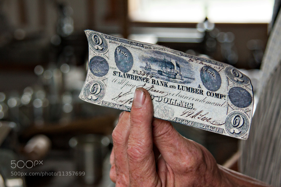 Photograph Money by Sylvain Gendron on 500px