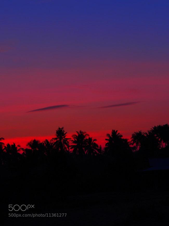 Photograph Morning colors by Prabu dennaga on 500px