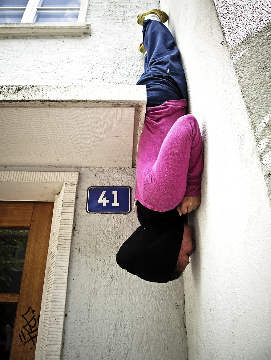 Photograph Bodies in urban spaces VI by kostas maros on 500px