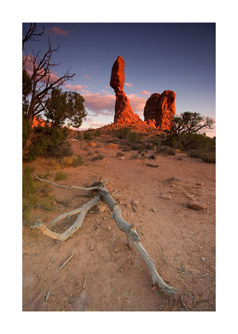 Photograph Balanced Rock by Christian Ringer on 500px