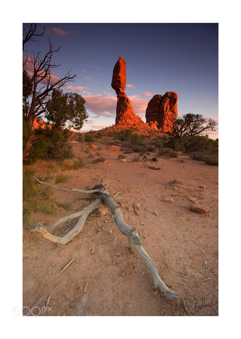 Photograph Balanced Rock by Christian Bothner on 500px