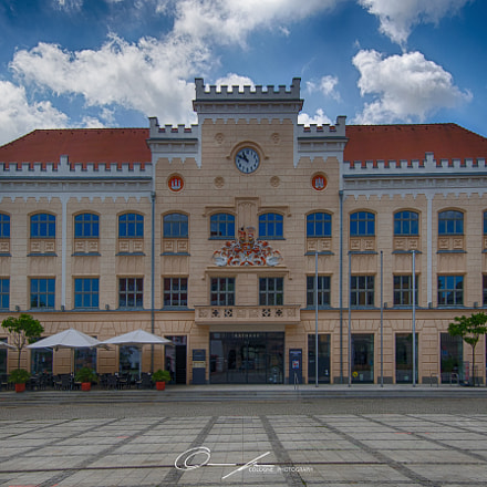 Rathaus Zwickau // Town Hall