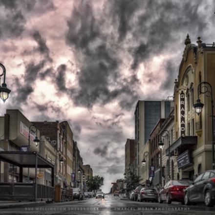 Rue Wellington Sherbrooke