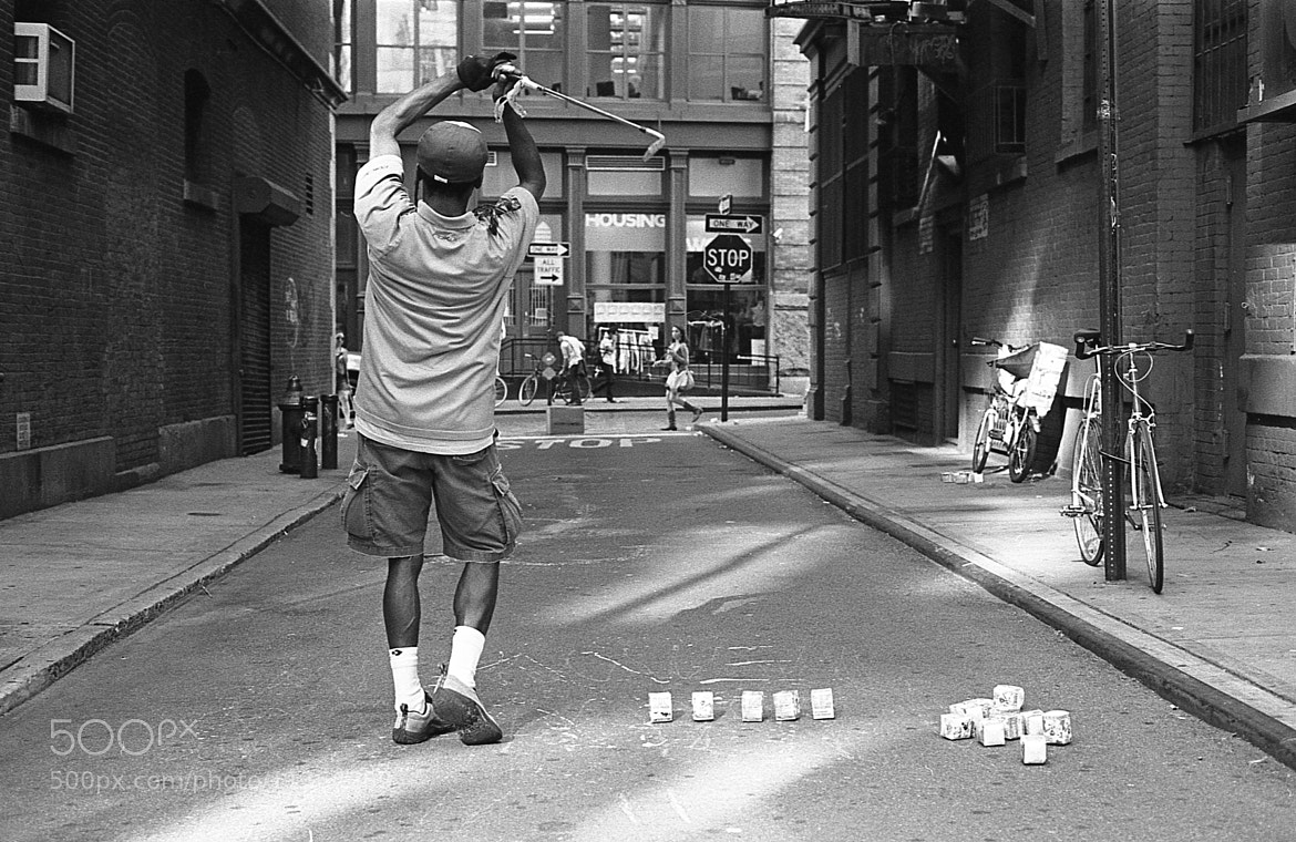 Photograph Urban Golfer by Jordan Isip on 500px