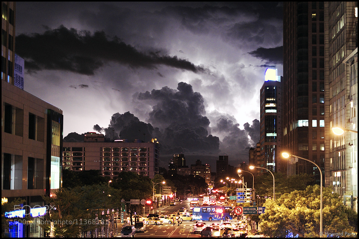 Photograph Thunder Cloud by Chih-Hao Peng on 500px