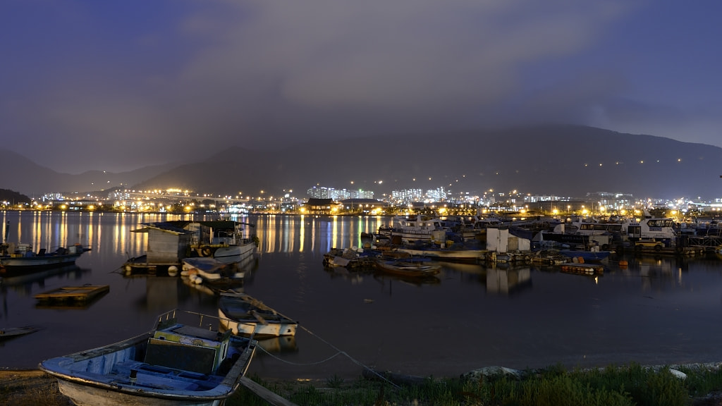 Photograph A small fishing village. by Kevin Son on 500px