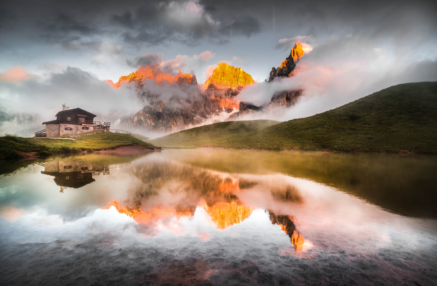 The Mirror by Stefano Termanini on 500px.com