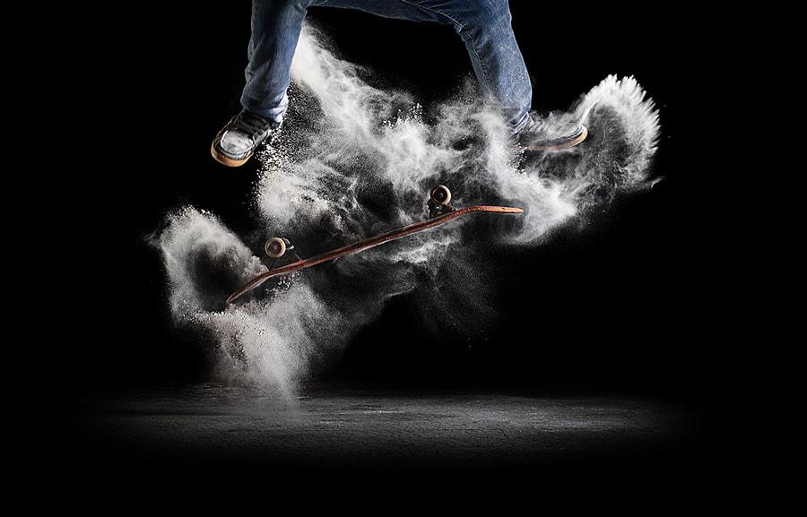 kick flip web