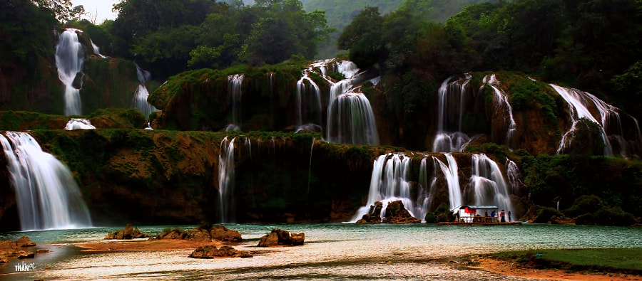 Ban Gioc Falls by Khoi Tran Duc on 500px.com