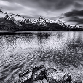 Maligne Lake by Philippe Brantschen (pshotsphotography)) on 500px.com