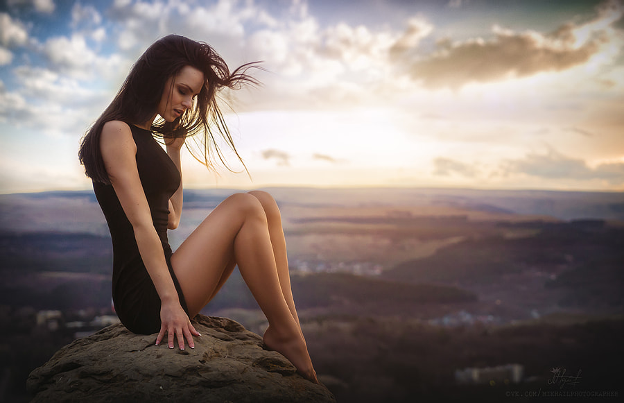 Photograph Viktoria by Mikhail Naumenko on 500px