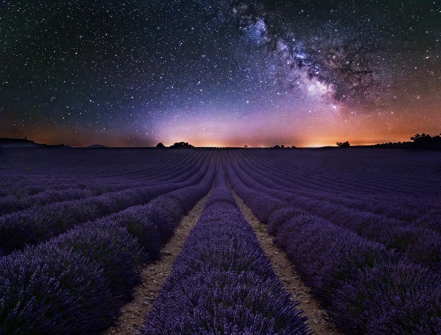 Photograph One night in Provence by Julien Delaval on 500px