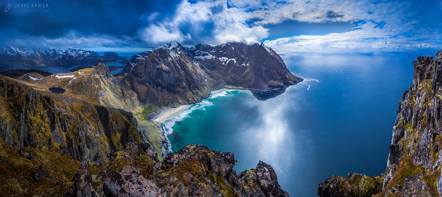 From Above by Janne Kahila on 500px.com