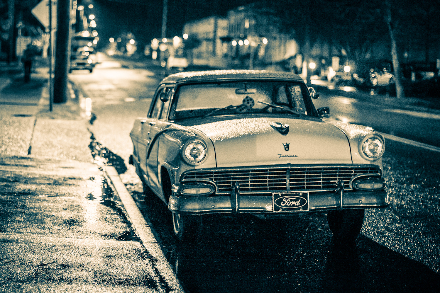 Photograph A Proper Car For A Night Out - Revisited by Ryan Katsanes on 500px
