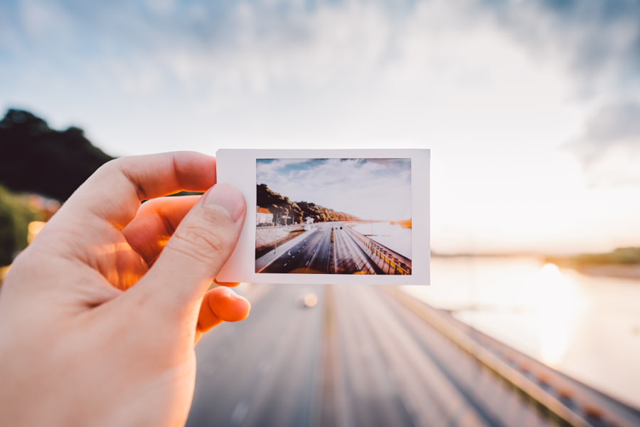 Fujifilm Instax Share Idea by Simon Alexander on 500px.com