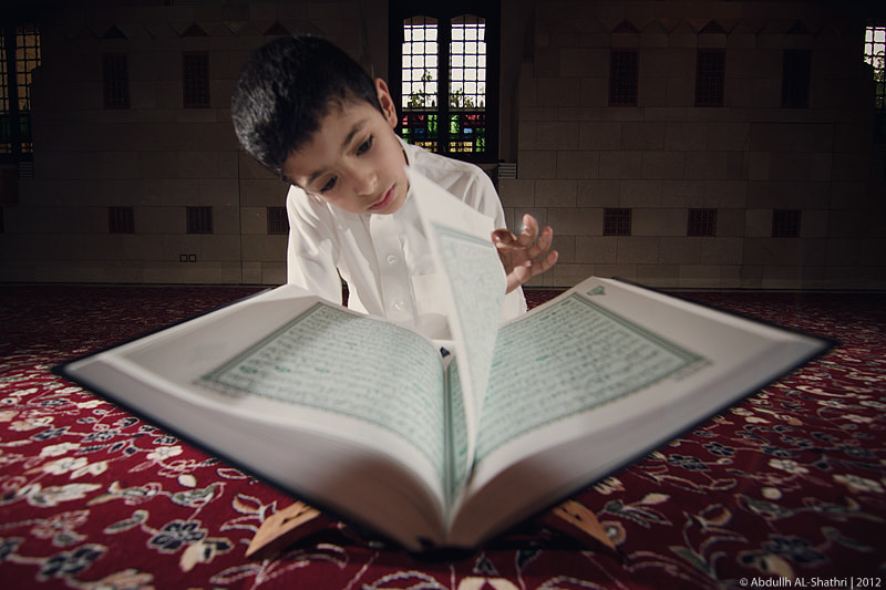Photograph Reading with his heart by عبدالله الشثري on 500px