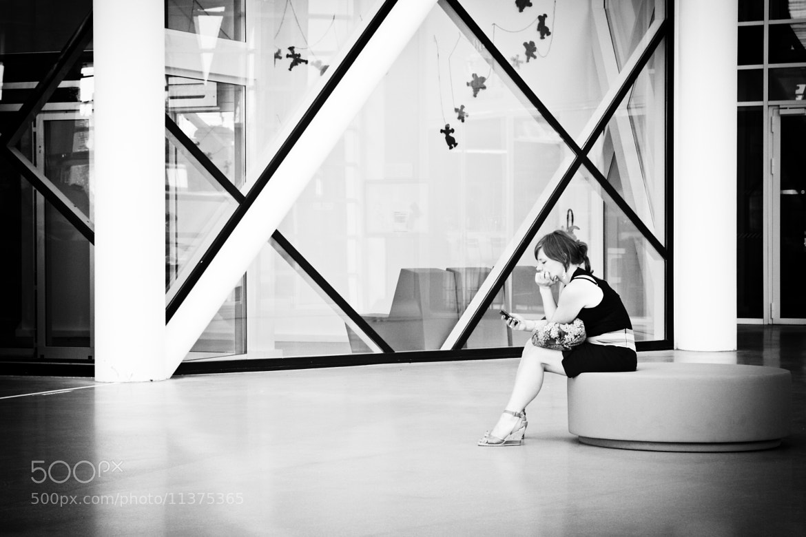 Photograph sitting, waiting by Michael Blaser on 500px