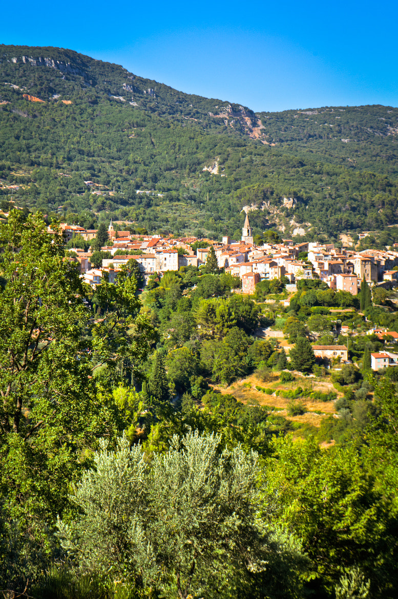 Photograph Bargemon, typical village of Provence (France) by Julien Bagnard on 500px
