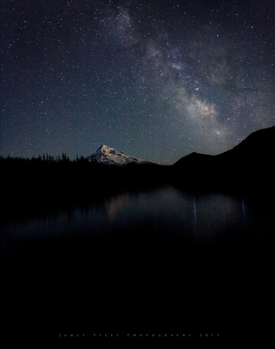 Photograph Lost Among the Stars by Jamey Pyles on 500px