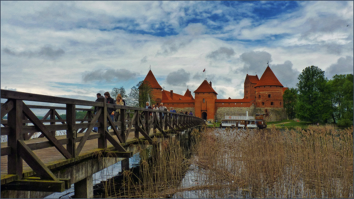 Photograph Trakai by Olga Khludneva on 500px