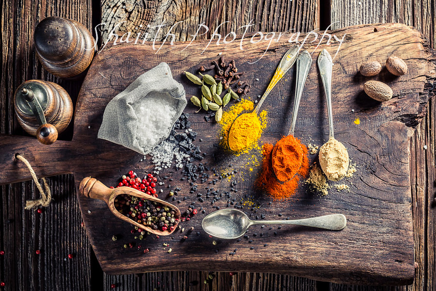 Photograph Spices by shaiith on 500px