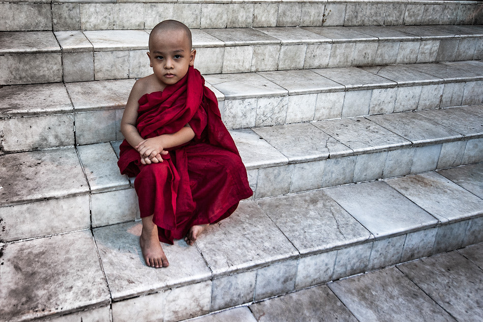 Photograph Little monk by Ольга Шатрова on 500px
