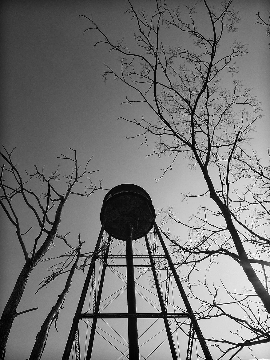 Photograph Lonely Tower - Brooklyn by numb photo on 500px