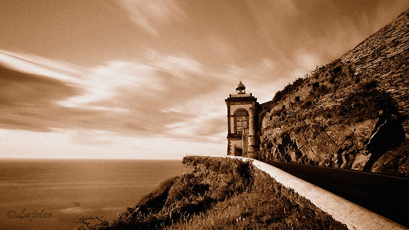 Photograph Lighthouse Road by Luis Cabal on 500px
