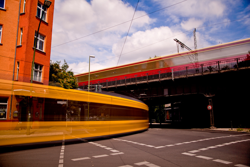 Photograph City Traffic by Steffen Göthling on 500px