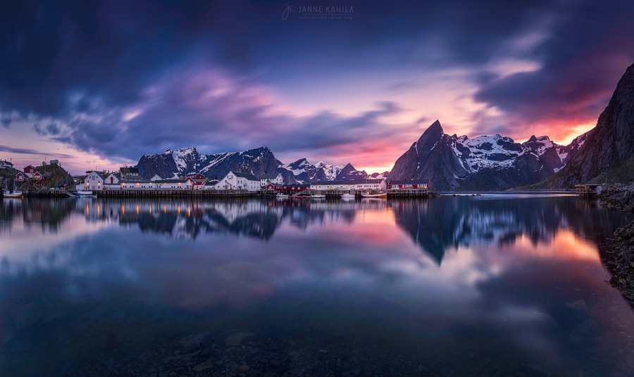 Photograph Enchanted Eliassen by Janne Kahila on 500px