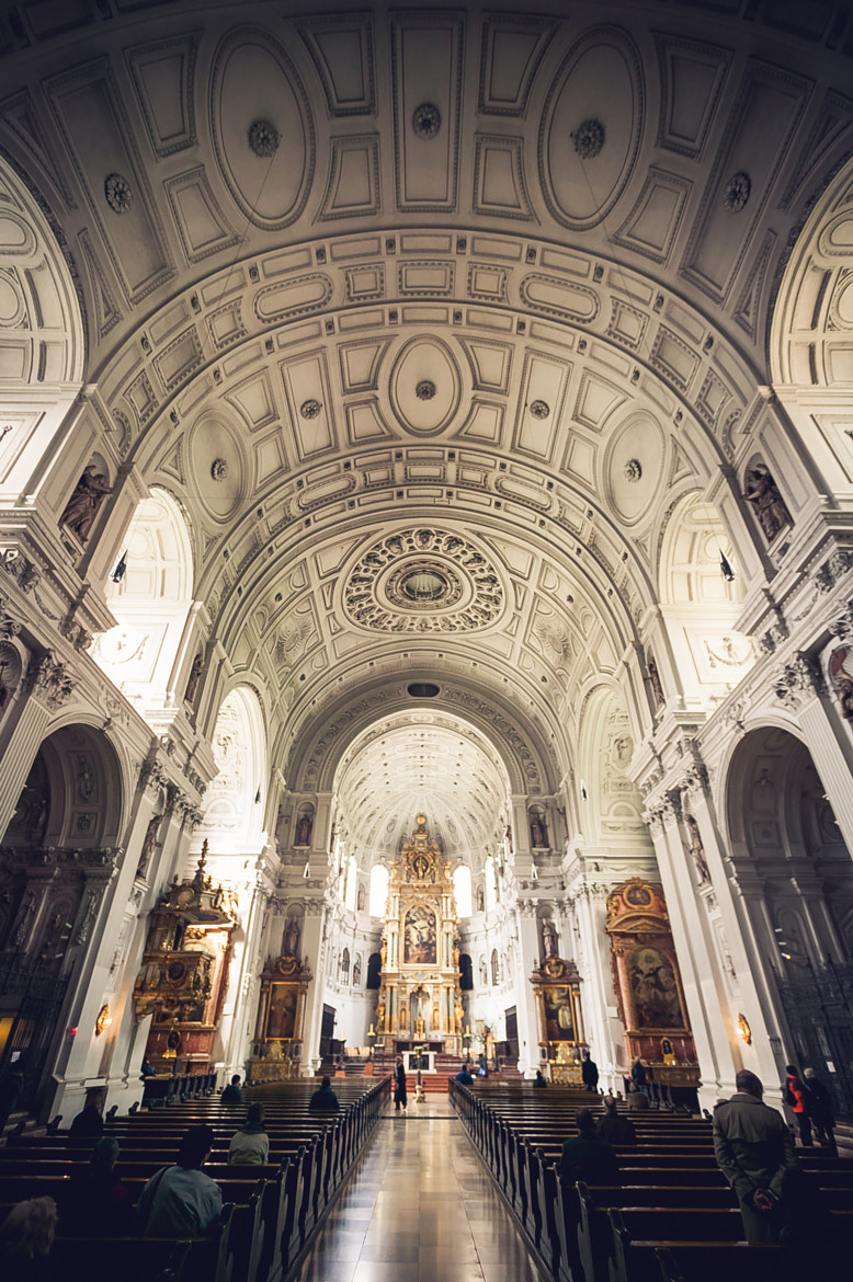Photograph German Cathedral by Tim Beccue on 500px