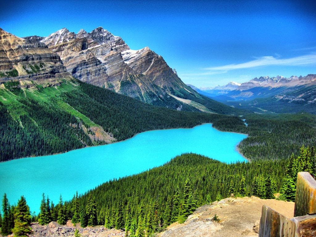 Photograph Glacier feed Lake by Bill D Bell on 500px