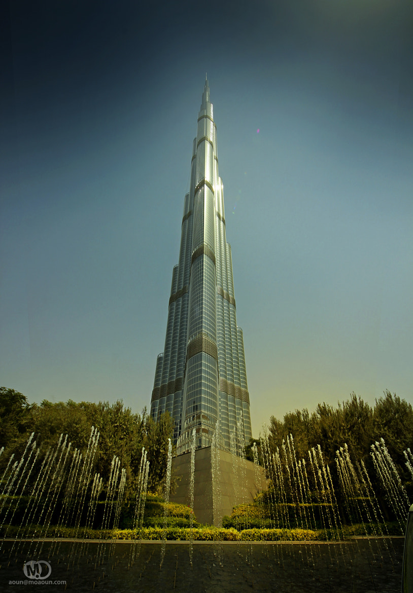Photograph tallest building in the world by MO AOUN PHOTO on 500px