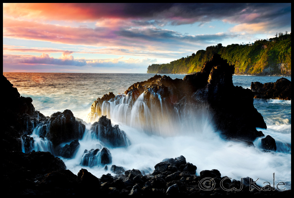 Photograph Momentary falls by Cj Kale on 500px