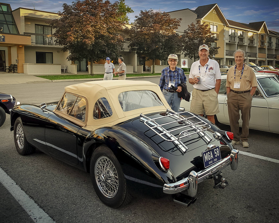 MG2015 North American Annual MGB Convention