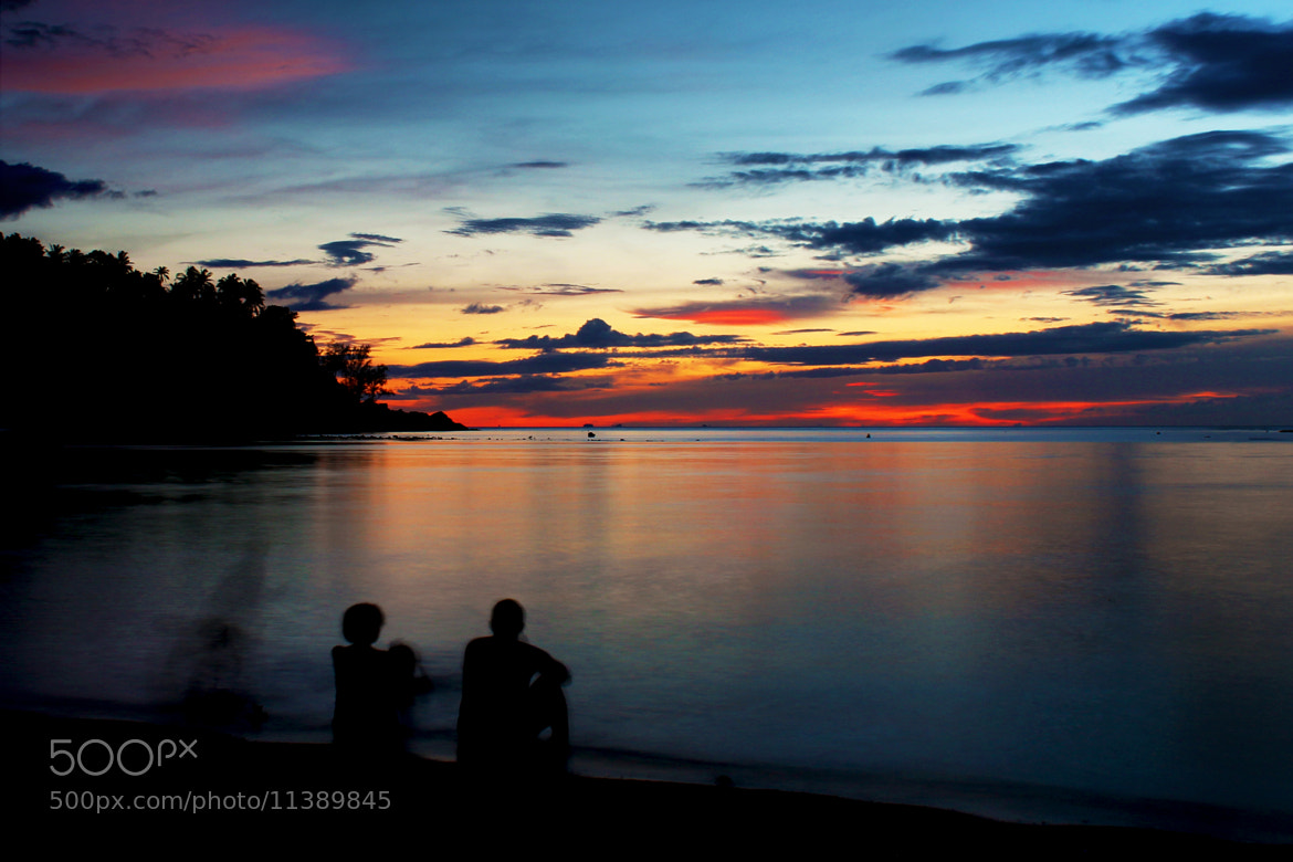 Photograph The Quiet Couple by Michael Crinnion on 500px