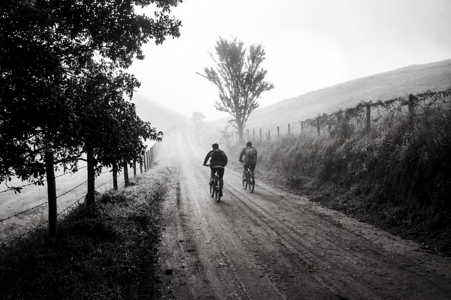 Rinding in the mist by Fabricio Macedo on 500px.com