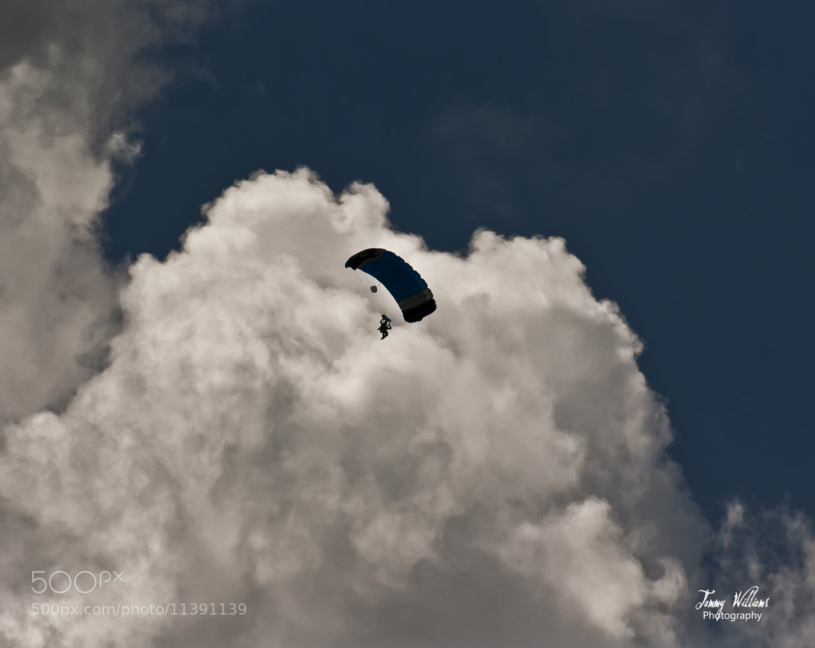 Photograph Chasing the Blue Skies by Tammy Williams on 500px