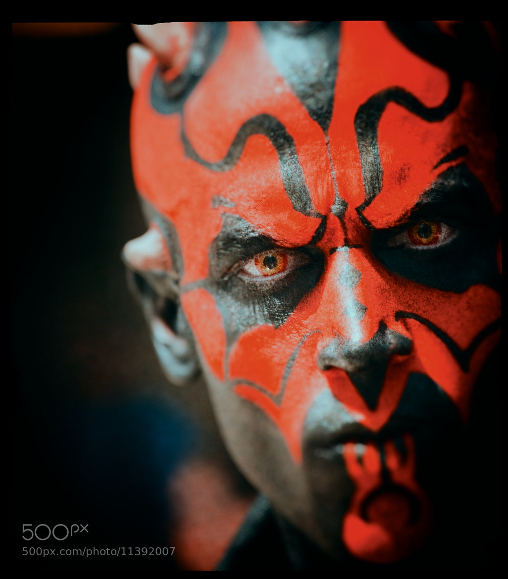 Photograph Maul by Xhristofer Le'Ur on 500px