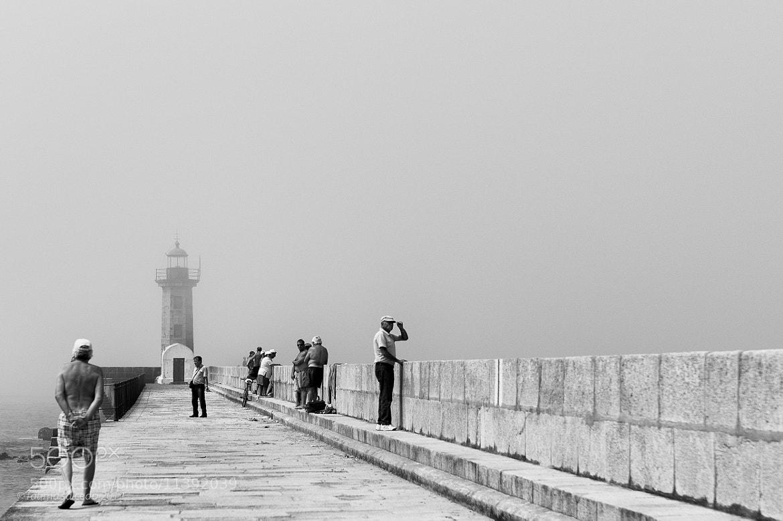 Photograph felgueiras's lighthouse... by fatima salcedo on 500px